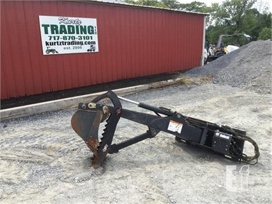 2015 BOBCAT BACKHOE ATTACHMENT Other Online Auctions - 1