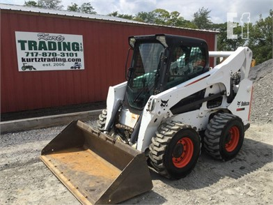 2012 BOBCAT S770 SKID STEER LOADER Other Online Auctions - 1