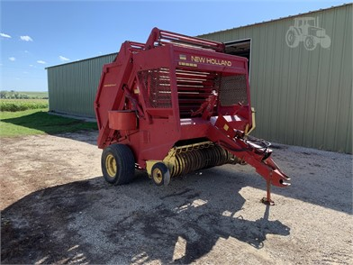NEW HOLLAND Round Balers For Sale In Iowa - 75 Listings