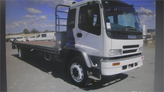 2005 Isuzu FTR 900 Long Raytone Trucks  - Trucks for Sale