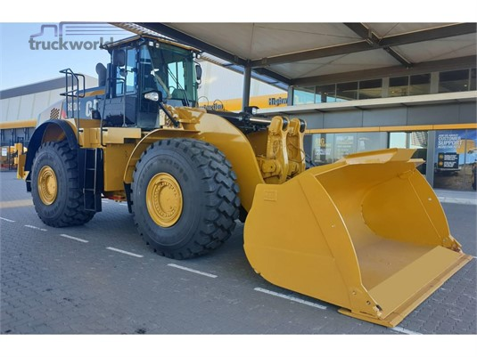 2012 Caterpillar 980K - Heavy Machinery for Sale