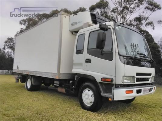 2005 Isuzu FRR500 Hills Truck Sales  - Trucks for Sale