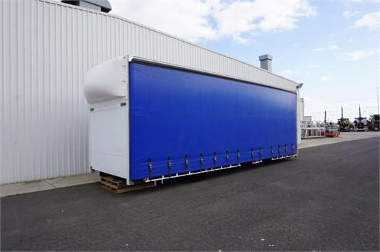2017 Prestige Truck Bodies 14 Pallet Tautliner Body - Truck Bodies for Sale