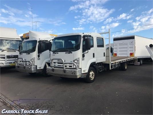 2011 Isuzu FRR 600 Crew Carroll Truck Sales Queensland - Trucks for Sale