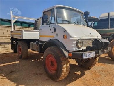 MERCEDES-BENZ UNIMOG Trucks For Sale - 151 Listings