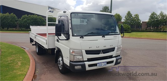 2011 Fuso Canter 918 Wide - Trucks for Sale