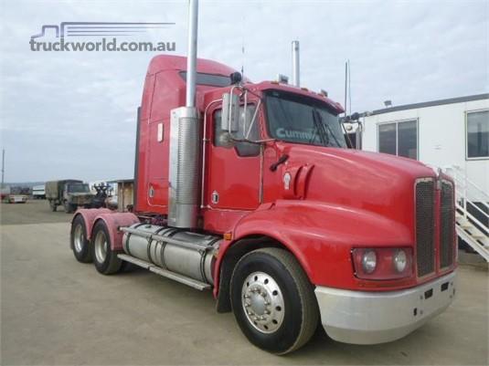 2010 Kenworth T408 Western Traders 87 - Trucks for Sale