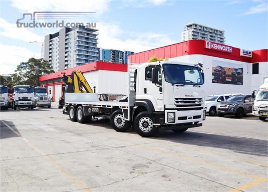2018 Isuzu FYJ 2000 Suttons Trucks - Trucks for Sale