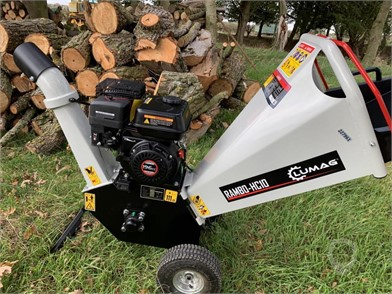 Used Wood Chippers Forestry Equipment for sale in the United