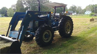 FORD 7610 For Sale - 20 Listings | TractorHouse com - Page 1