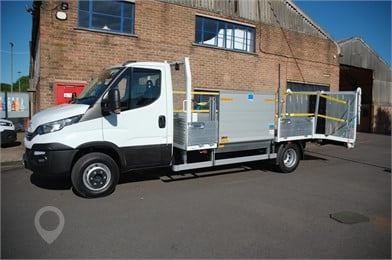 Used IVECO DAILY Trucks for sale in the United Kingdom - 32
