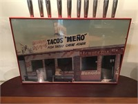 Taco stand photograph
