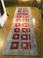 Turkish geometric runner