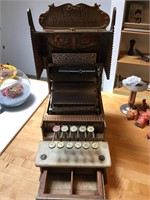 Candy store cash register