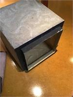 Fiberglass cube