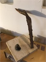 Small sculpture