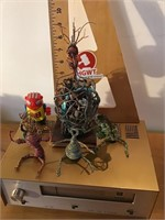 Collection of wire guy