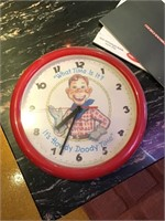 Howdy Doody  kitchen clock