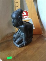 Resin or stone statue