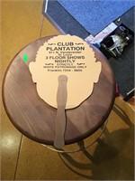 Club plantation fan
