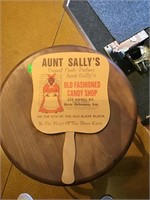 Aunt Sally's candy shop