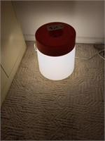 Footstool light