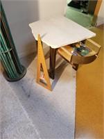 Custom end table