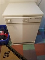 Aeg washer and dryer