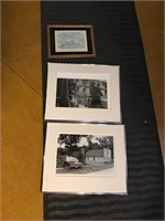 Miscellaneous art and photographs