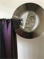 Artist created floor lamp