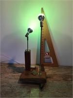 Custom-made lamp