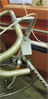 Peugeot 10 speed bicycle and