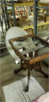 Eastlake Style marbletop table