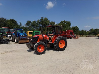 KUBOTA 40 HP To 99 HP Tractors For Sale - 1506 Listings
