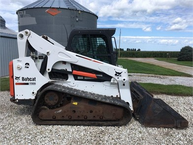 BOBCAT Track Skid Steers For Sale - 2140 Listings