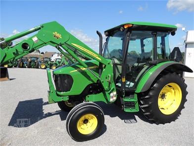JOHN DEERE 5525 For Sale - 36 Listings | TractorHouse com