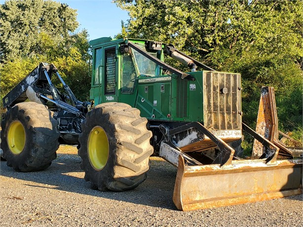 Skidders Logging Equipment For Sale in Tennessee - 16