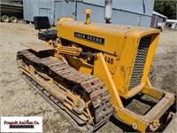 """John Deere 440 Crawler, 12"""" Tracks, 7' Blade, SN:"""