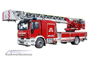 IVECO Bringing Two Firefighting Eurocargo Trucks To AFAC 2019