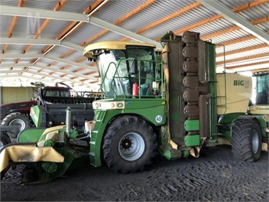 KRONE Mower Conditioners/Windrowers For Sale - 155 Listings