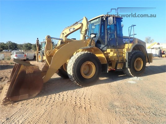 2011 Caterpillar 962H - Heavy Machinery for Sale