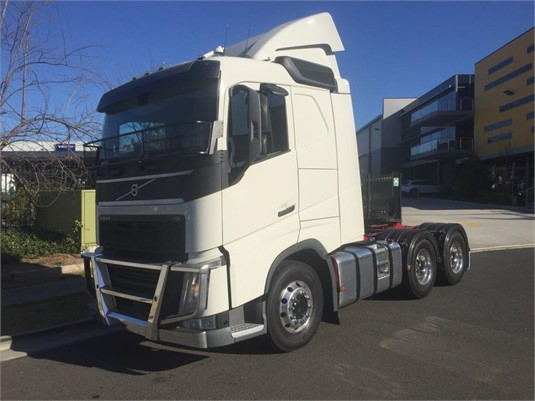 2014 Volvo FH540 - Trucks for Sale