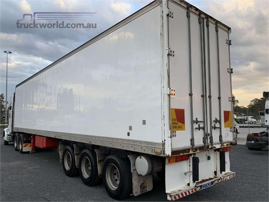 2004 Maxitrans Refrigerated Van Trailer - Trailers for Sale