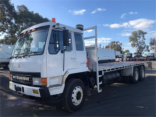 1991 Mitsubishi FV458 North East Isuzu - Trucks for Sale