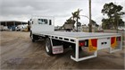2009 Isuzu FTR 900 Table / Tray Top