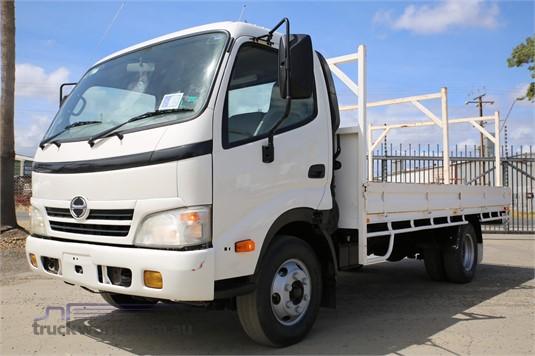 2008 Hino 300 Series 716 - Trucks for Sale