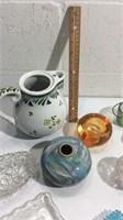 Vintage Glass and Ceramics K14B