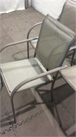 Six Stacking Outdoor Chairs K13C