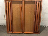 Wooden Folding Picnic Table Q12C
