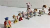 19 Vintage Figurines and More K13D